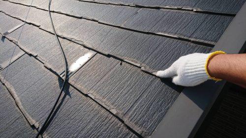 注意! 塗装出来ない屋根 ニチハパミール