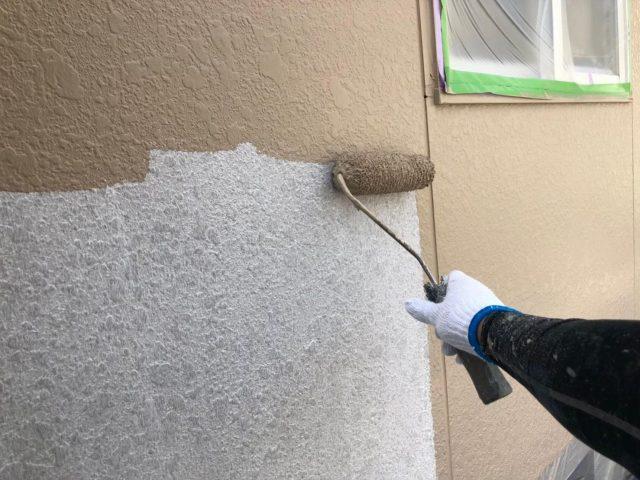 春日井市T台株式会社A不動産管理物件 屋根・外壁塗装工事