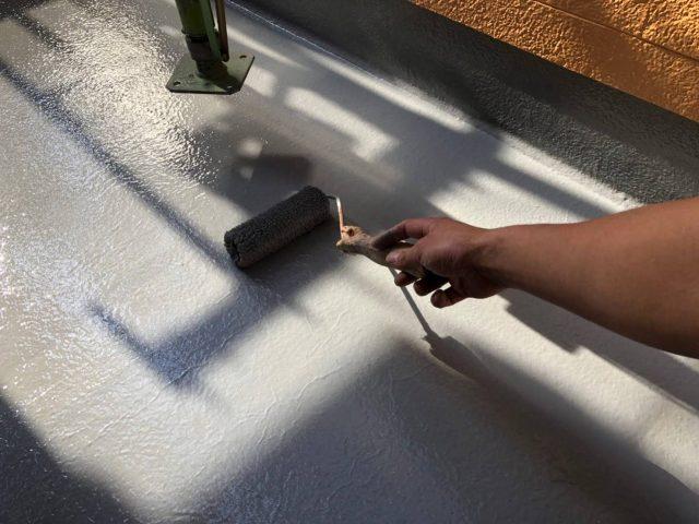 春日井市I台I様邸 外壁塗装工事・シーリング工事・バルコニー防水工事