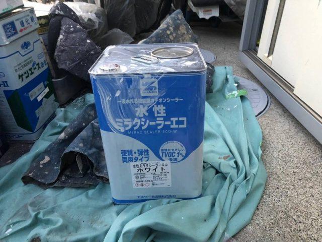 春日井市O町N様邸 外壁塗装工事・シーリング工事・バルコニー防水工事