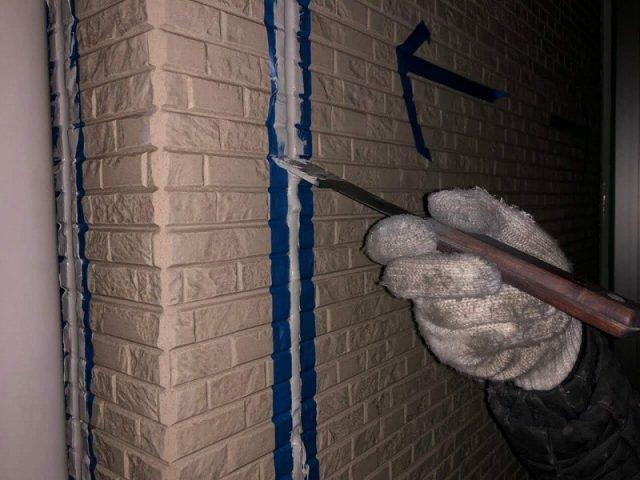 春日井市S町U様邸 外壁塗装工事・シーリング工事