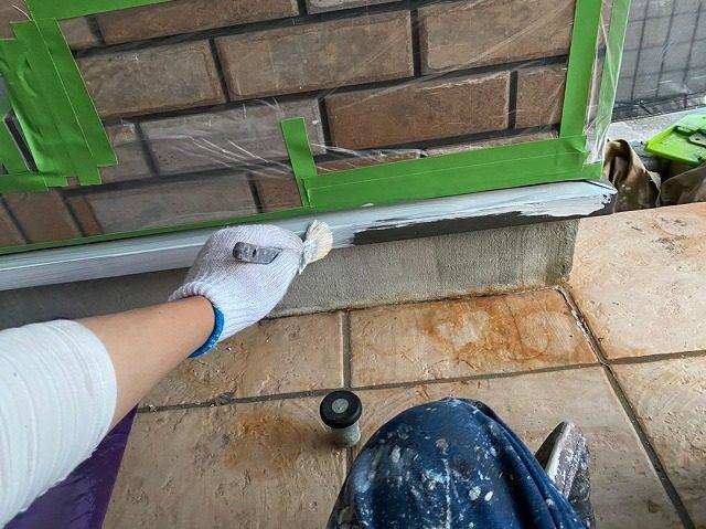 春日井市D町 S様邸 外壁塗装工事・シーリング工事・防水工事