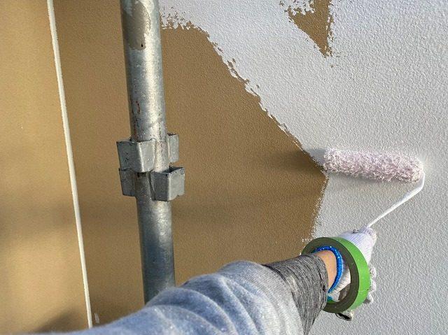 小牧市 O様邸 外壁塗装工事・シーリング工事・防水工事