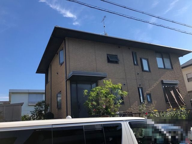 春日井市I台 S様邸 外壁塗装工事・屋根塗装工事・シーリング工事