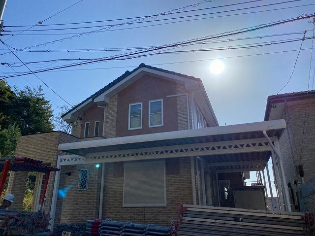 リペイント小牧市本庄 工藤様邸_210126_4