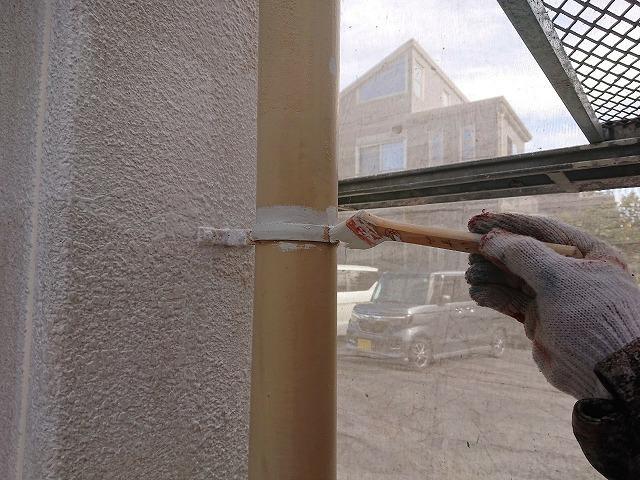 春日井市M町 S様所有アパート 外壁塗装工事・屋根塗装工事・シーリング工事