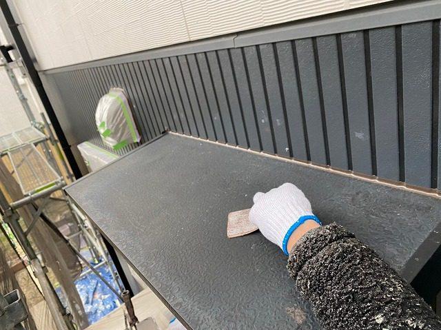 春日井市H町 M様邸 外壁塗装工事・シーリング工事・防水工事