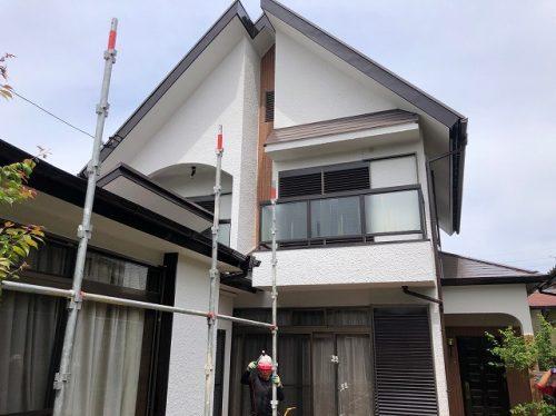 春日井市 外壁塗装 施工後