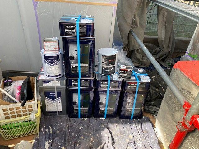 春日井市K町 K様邸 外壁塗装工事・屋根塗装工事・シーリング補修・防水工事