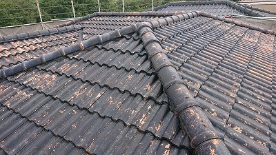 春日井市 外壁塗り替え 屋根洗浄